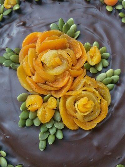 Mandarin Almond Cake Gluten Free