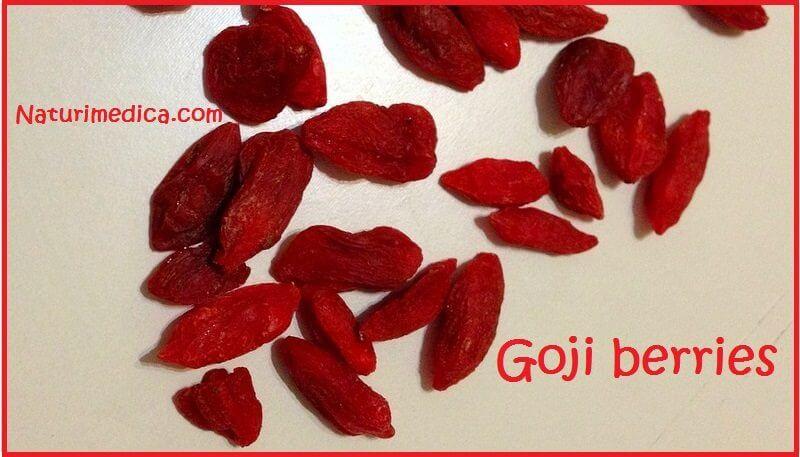 Goji berries in Australia