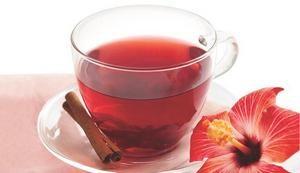 Hibiscus tea 1