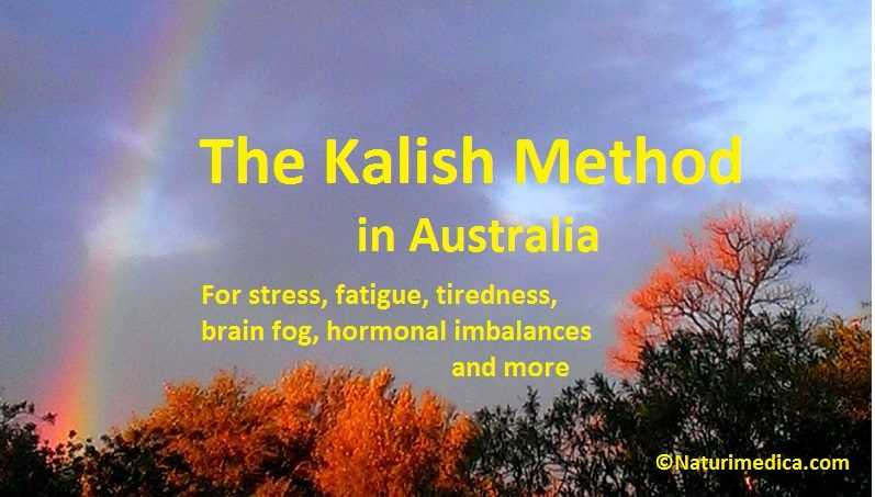 The Kalish Method in Australia - adrenal fatigue treatment