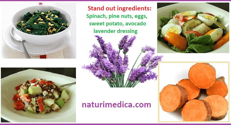 Top 5 saladsrecipes-naturimedica