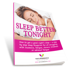 Sleep better tonight ebook - naturimedica
