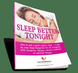 Sleep better tonight ebook
