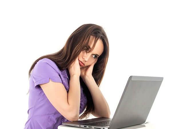 Tired person adrenal fatigue
