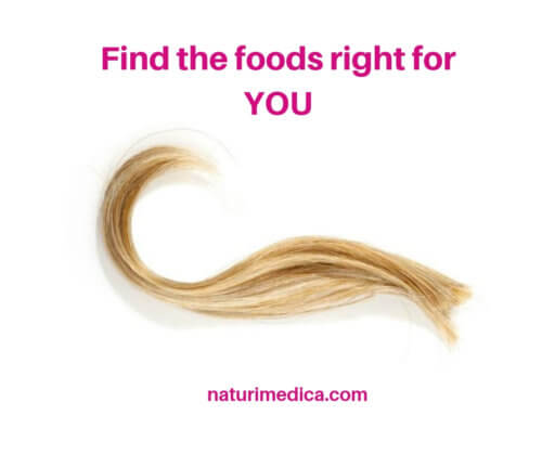 Food compatibility assessment naturimedica